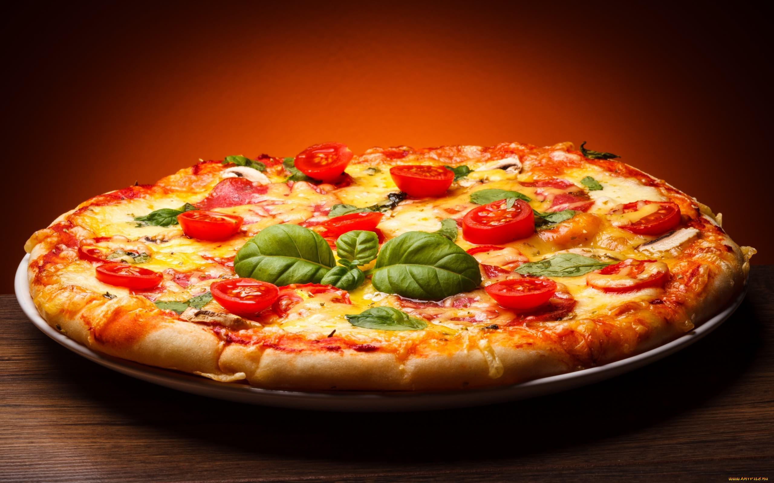 пицца еда картинки